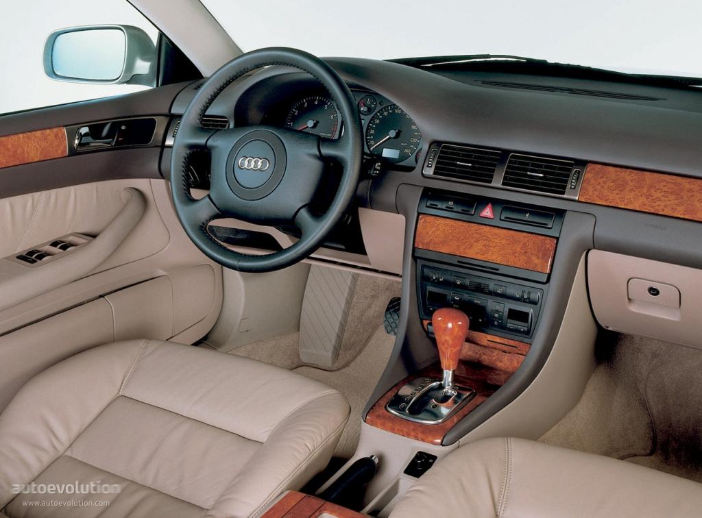 Audi A6 Avant 1998 1999 2000 2001 Autoevolution
