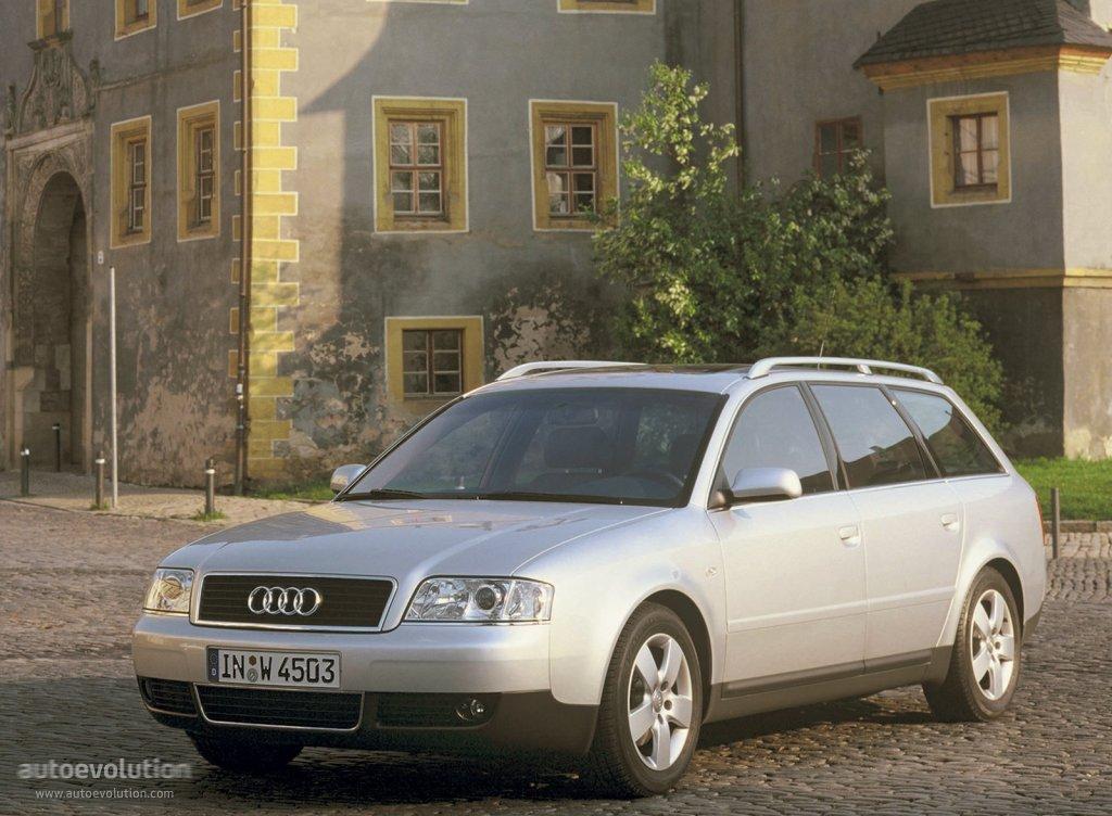 Audi A6 Avant Specs 2001 2002 2003 2004 Autoevolution