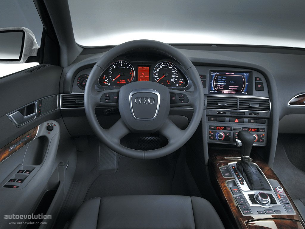 Audi a6 avant specs 2005 2006 2007 2008 autoevolution for Interieur a4 2000