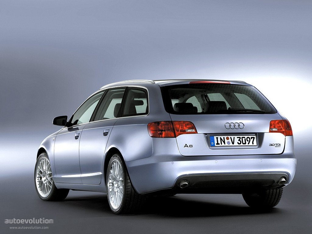 audi a6 avant 2005 2006 2007 2008 autoevolution. Black Bedroom Furniture Sets. Home Design Ideas
