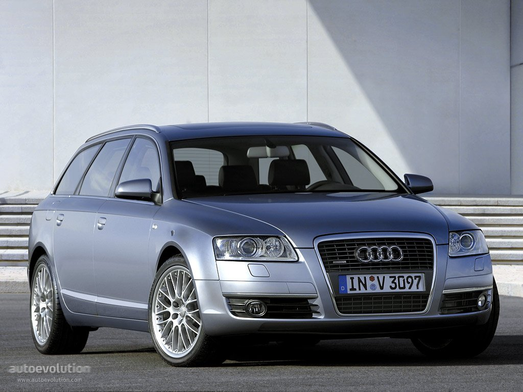 audi a6 avant specs 2005 2006 2007 2008 autoevolution. Black Bedroom Furniture Sets. Home Design Ideas