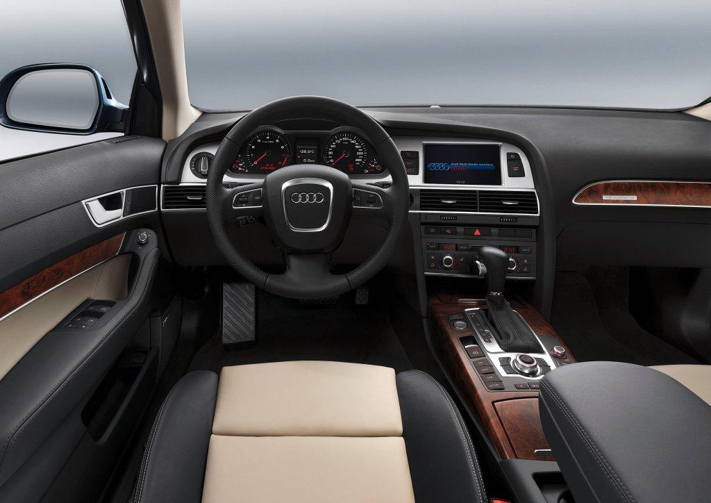 Audi A6 Avant 2008 2009 2010 2011 Autoevolution