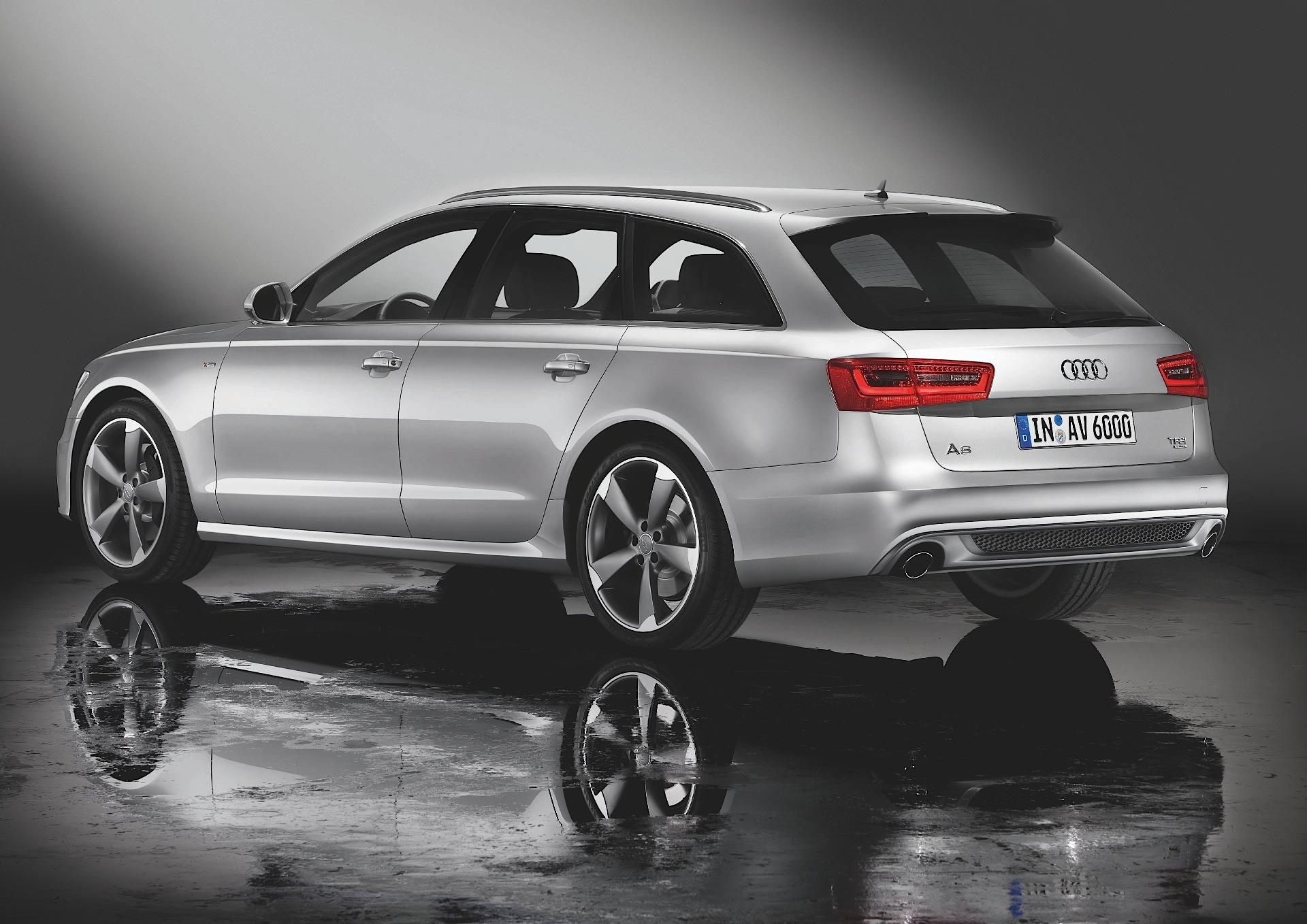 Audi A6 Avant 2011 2012 2013 2014 Autoevolution