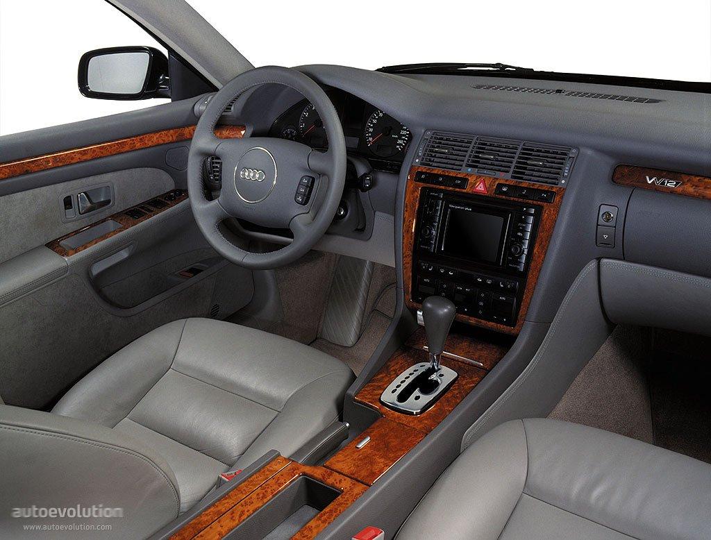 Audi A8 D2 1994 1995 1996 1997 1998 1999