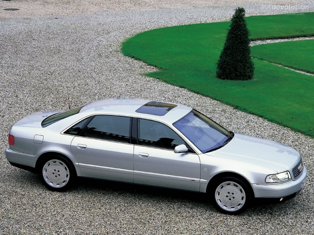 AUDI A8 (D2) specs - 1994, 1995, 1996, 1997, 1998, 1999 ...