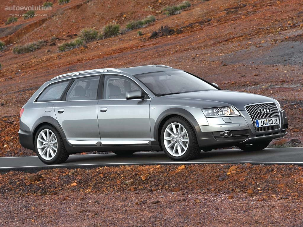 audi a6 allroad specs photos 2006 2007 2008 2009. Black Bedroom Furniture Sets. Home Design Ideas