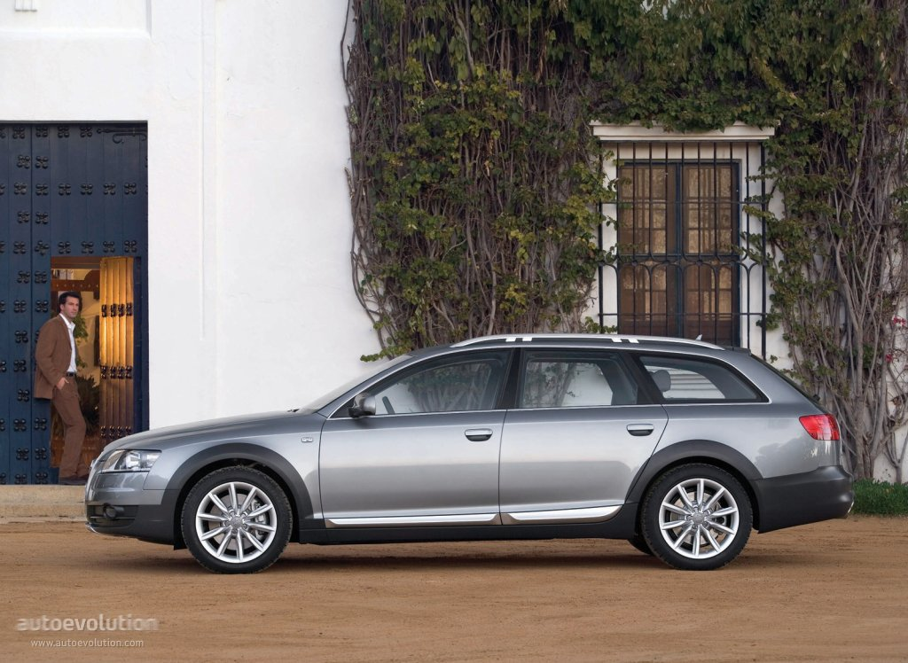 Audi A6 Allroad Specs Amp Photos 2006 2007 2008 2009 2010 2011 Autoevolution