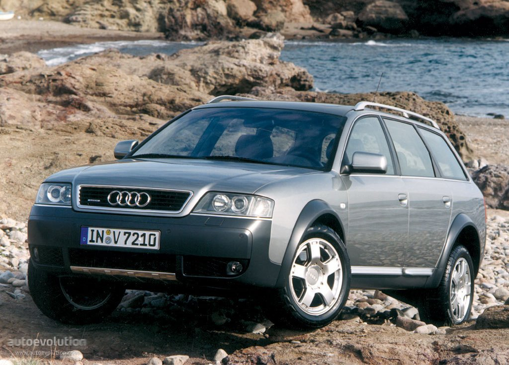 2004 Audi allroad Overview | Cars.com