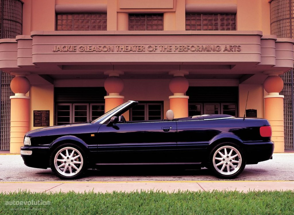 Audi Cabriolet Specs 1991 1992 1993 1994 1995 1996
