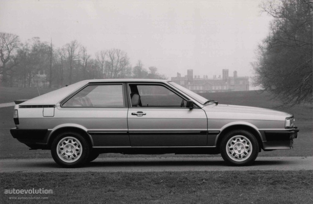 AUDI Coupe - 1981, 1982, 1983, 1984, 1985, 1986, 1987 ...