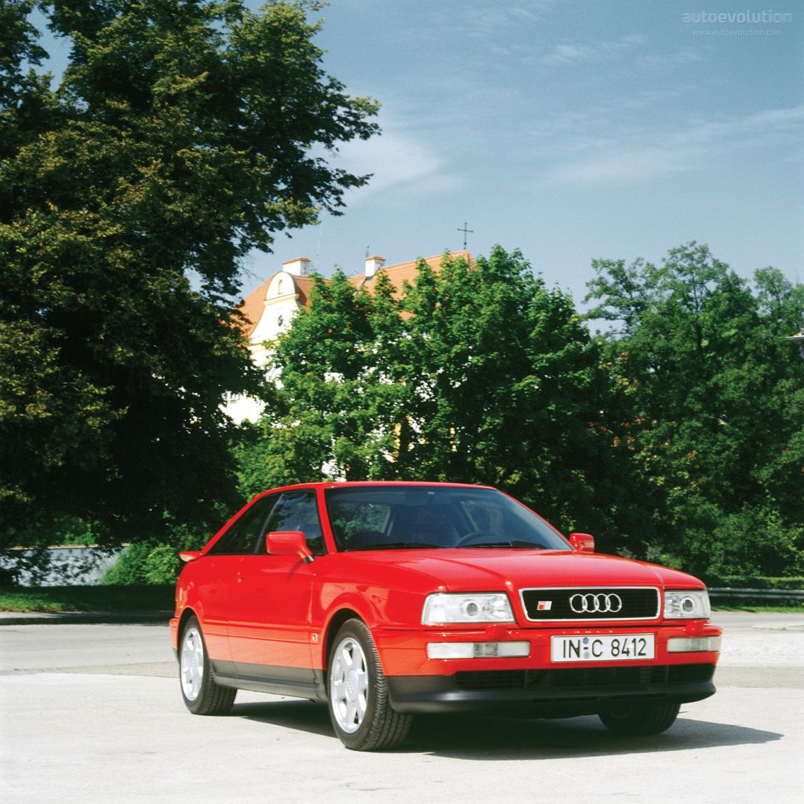 Audi Coupe S2 Quattro 1990 1991 1992 1993 1994 1995