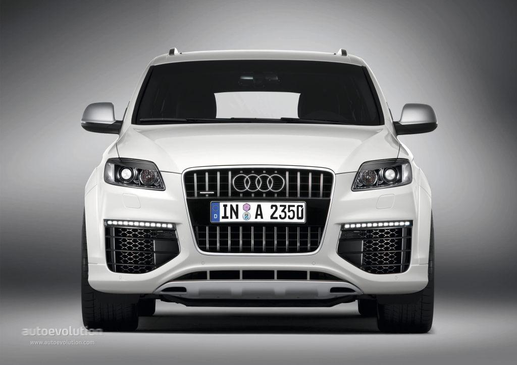 Audi Q7 Specs >> Audi Q7 Specs Photos 2009 2010 2011 2012 2013 2014 2015