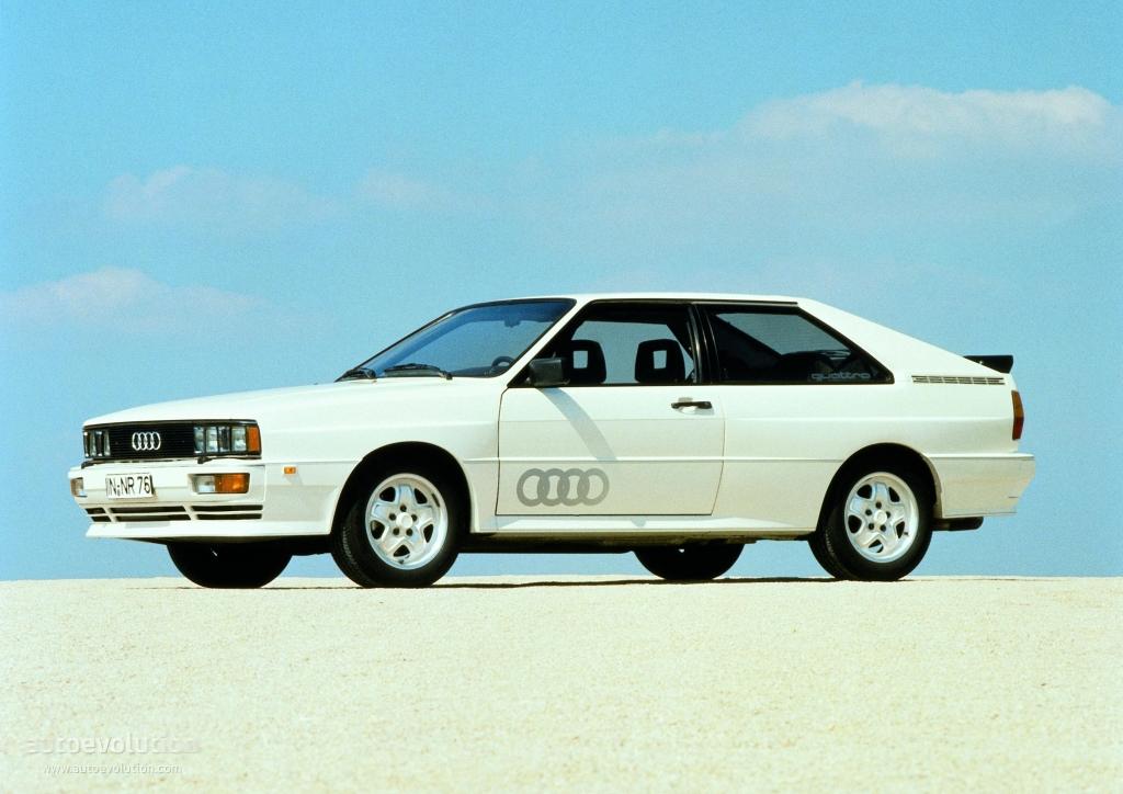 AUDI Quattro specs - 1980, 1981, 1982, 1983, 1984, 1985, 1986, 1987