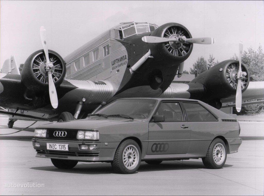 Audi Quattro Specs Amp Photos 1980 1981 1982 1983 1984