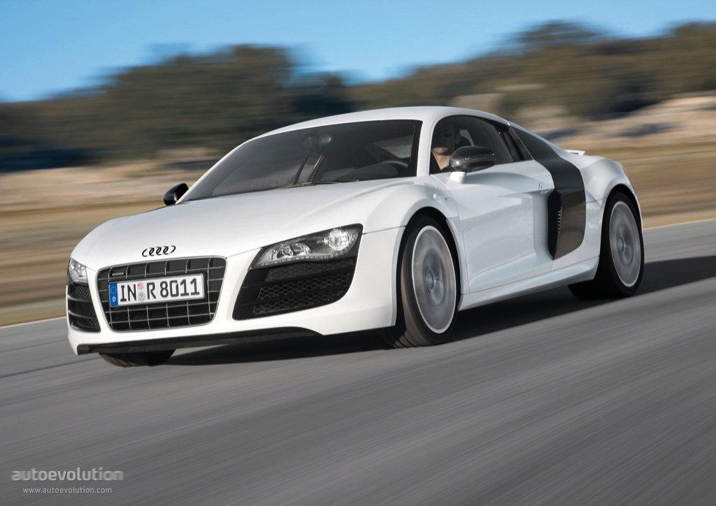 Audi R8 V10 2008 2009 2010 2011 2012 Autoevolution