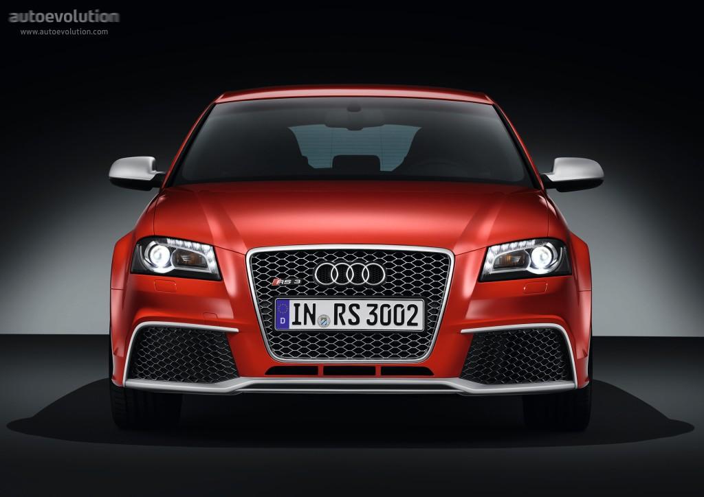 Audi Rs3 Sportback 2010 2011 2012 Autoevolution