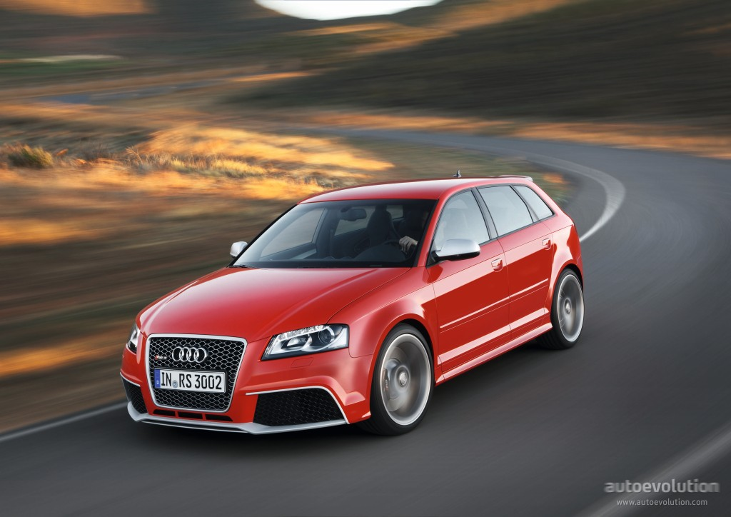 audi rs3 sportback specs photos 2010 2011 2012 autoevolution. Black Bedroom Furniture Sets. Home Design Ideas