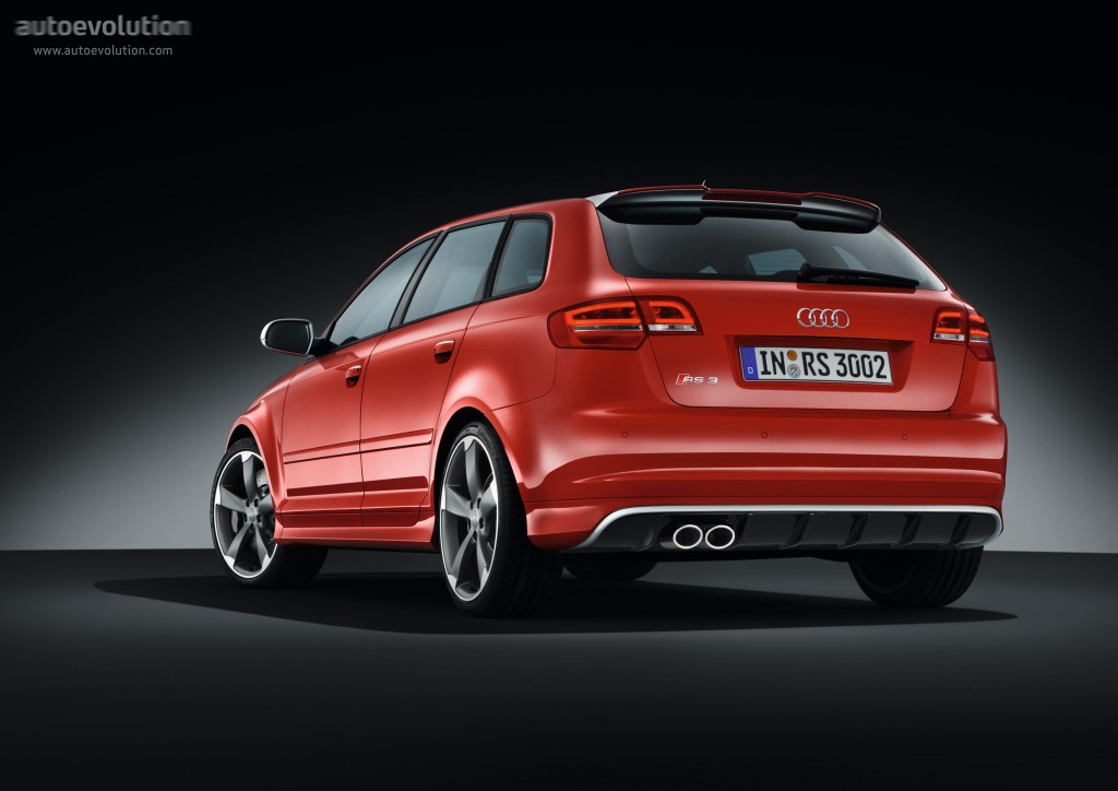 AUDI RS3 Sportback specs - 2010, 2011, 2012 - autoevolution