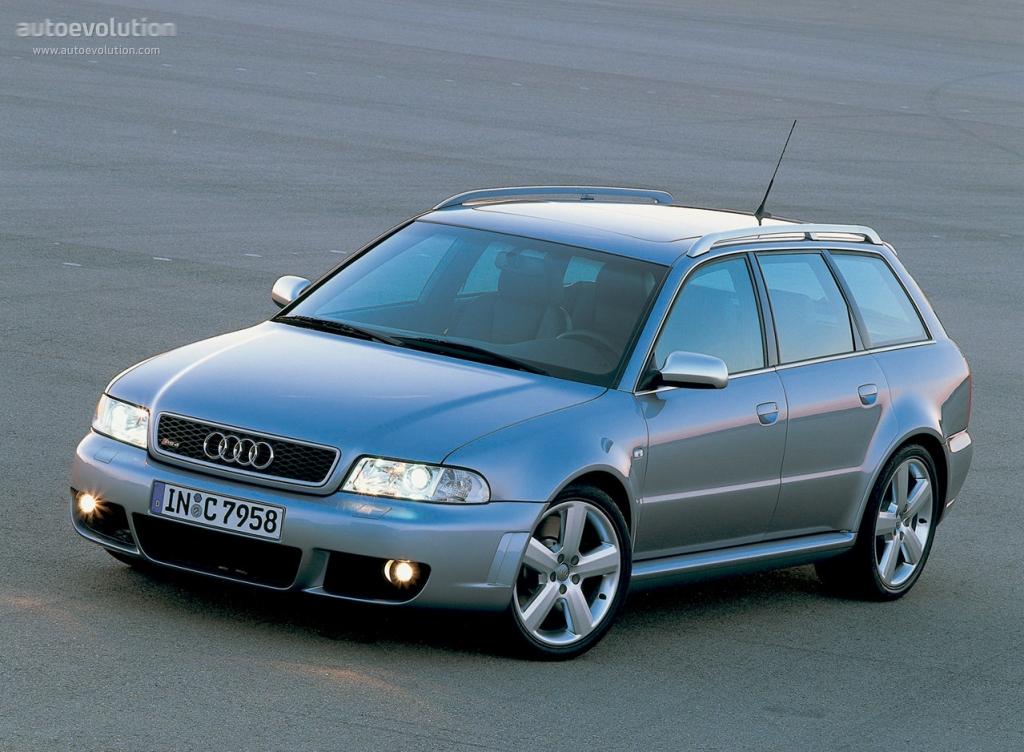 AUDI RS4 specs - 2000, 2001 - autoevolution