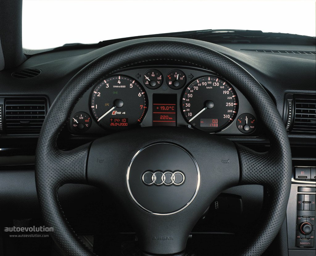 AUDI RS4 specs & photos - 2000, 2001 - autoevolution
