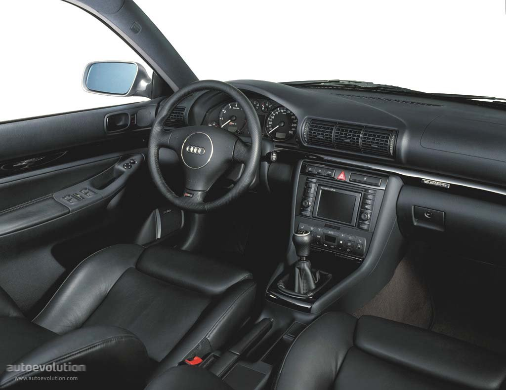 Audi Rs4 2001 Audi Autoevolution