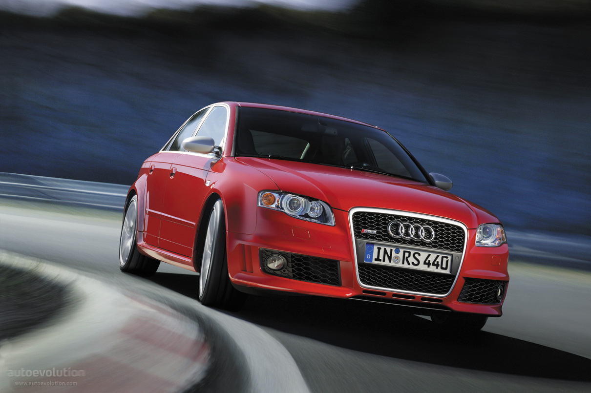 audi rs4 specs - 2005, 2006, 2007, 2008 - autoevolution