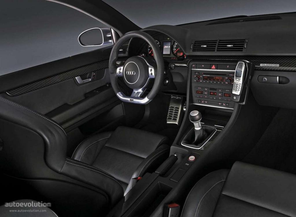 Audi Rs4 Specs Amp Photos 2005 2006 2007 2008 Autoevolution