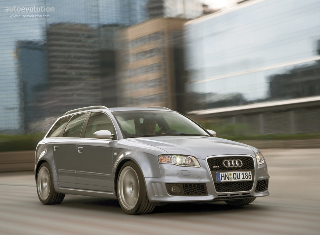 Audi Rs4 Avant Specs Photos 2006 2007 2008 Autoevolution