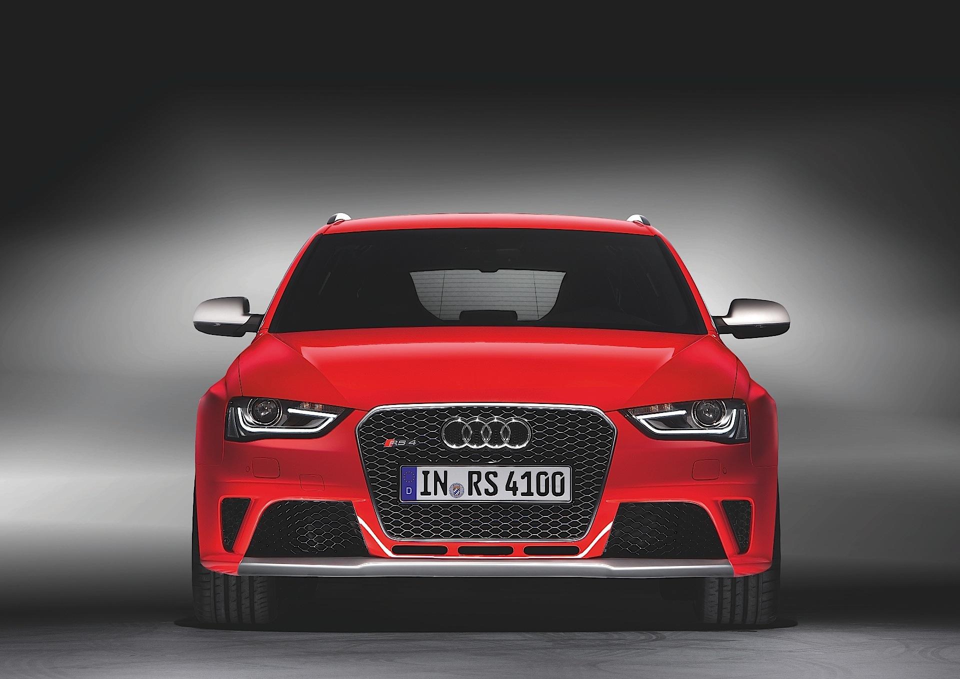 AUDI RS4 Avant (B8) specs - 2012, 2013, 2014, 2015 - autoevolution