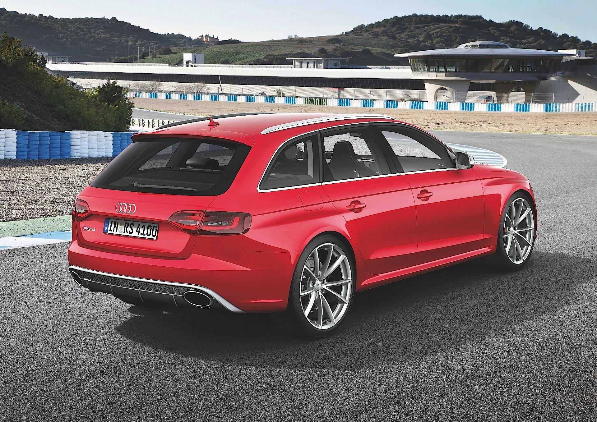 Audi Rs4 Avant B8 Specs 2012 2013 2014 2015 Autoevolution
