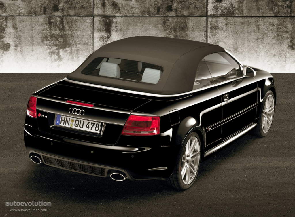 audi rs4 cabriolet specs 2006 2007 2008 2009. Black Bedroom Furniture Sets. Home Design Ideas