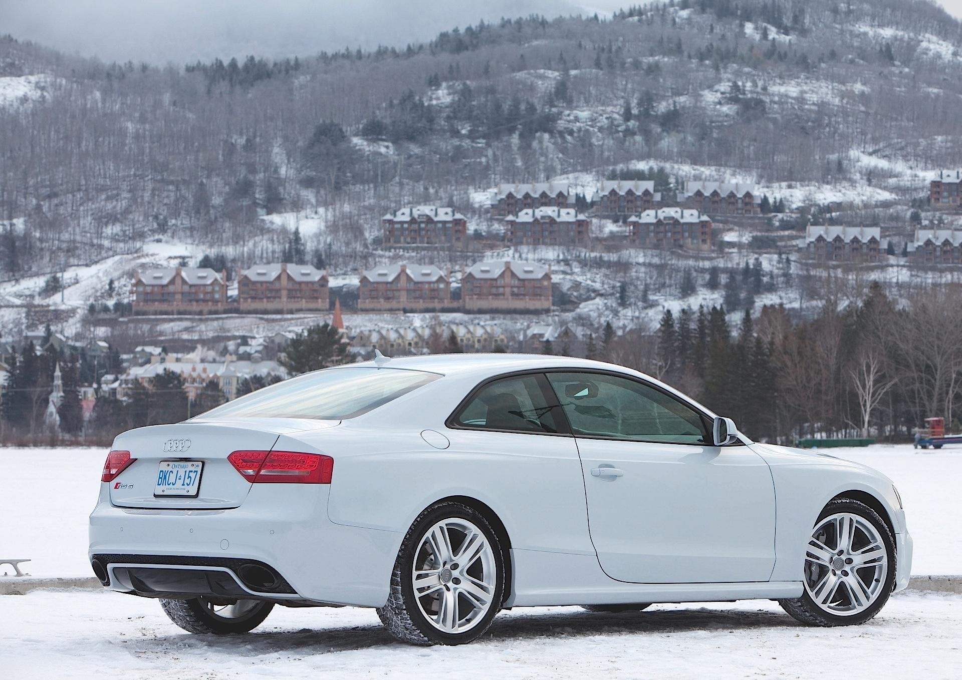 Audi Rs5 Specs Photos 2010 2011 2012 2013 2014 2015 2016 2017 Autoevolution