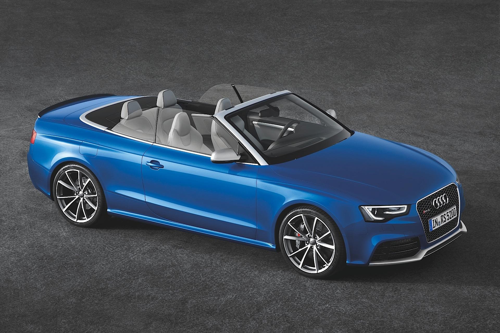 Audi Rs5 Cabriolet 2017 Present
