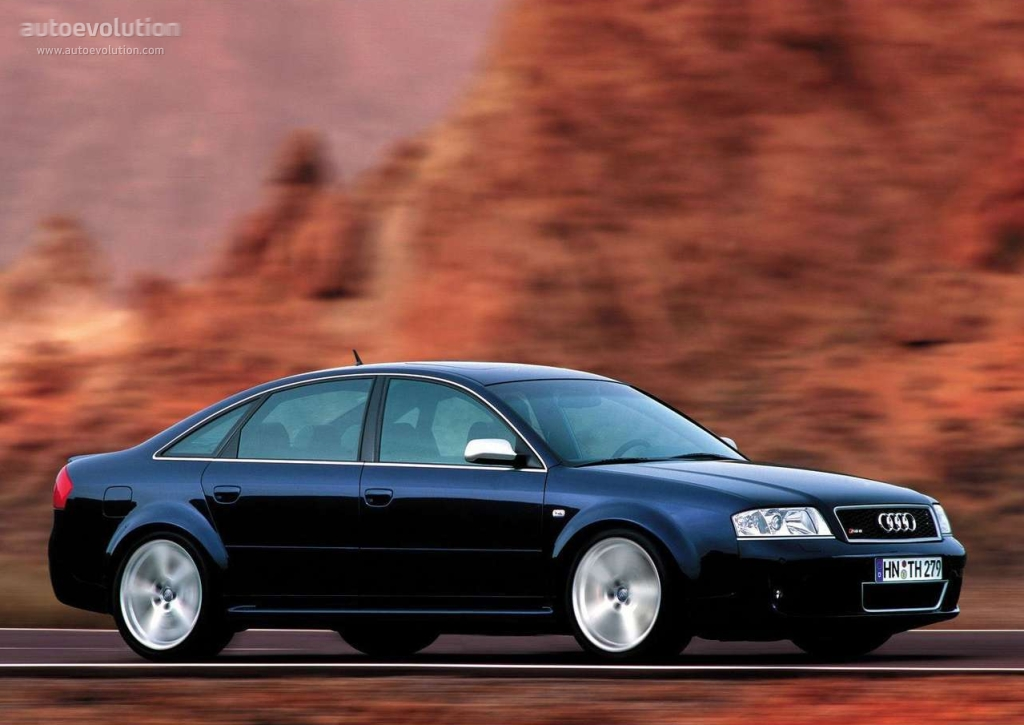 Audi Rs6 2002 2003 2004 Autoevolution
