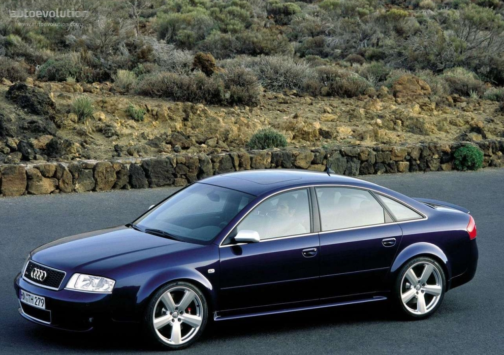 Audi Rs6 Specs 2002 2003 2004 Autoevolution