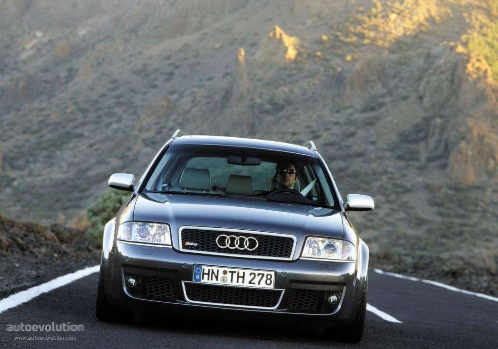 Audi Rs6 Avant Specs Photos 2002 2003 2004 Autoevolution