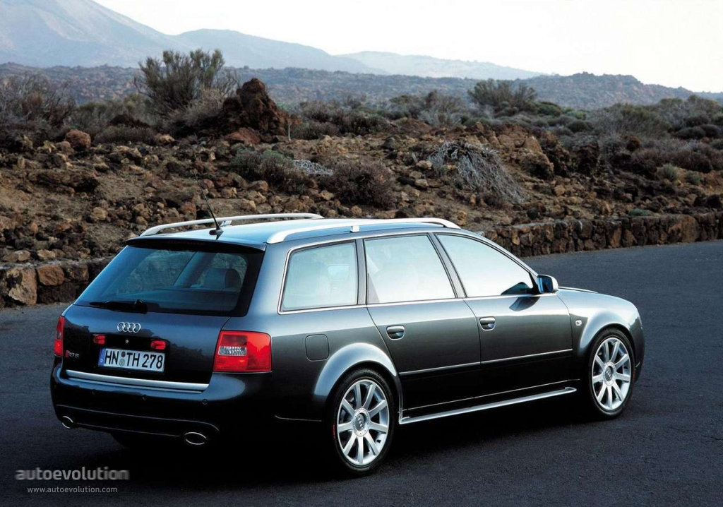 audi rs6 avant specs photos 2002 2003 2004 autoevolution. Black Bedroom Furniture Sets. Home Design Ideas