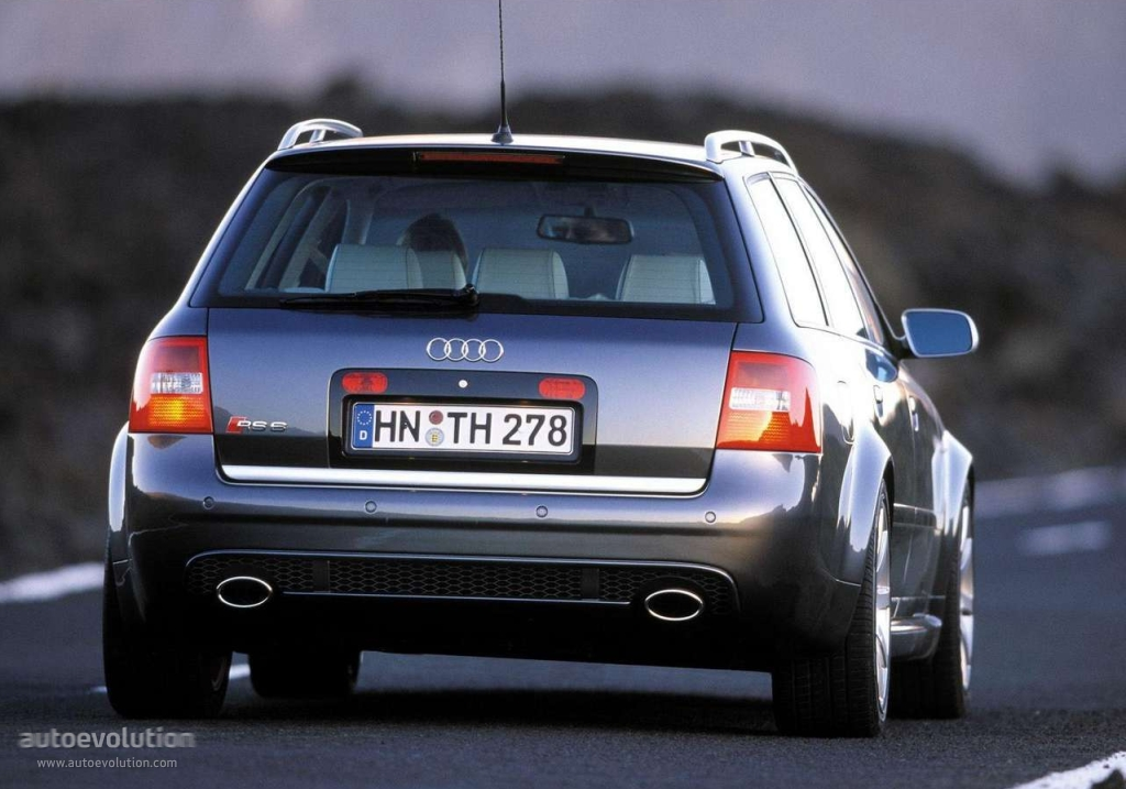 Audi Rs6 Avant Specs Amp Photos 2002 2003 2004 Autoevolution