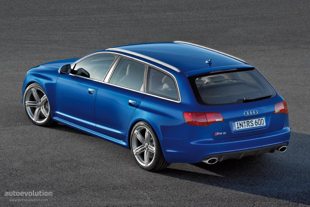 audi rs6 avant specs 2008 2009 2010 2011 2012 autoevolution. Black Bedroom Furniture Sets. Home Design Ideas