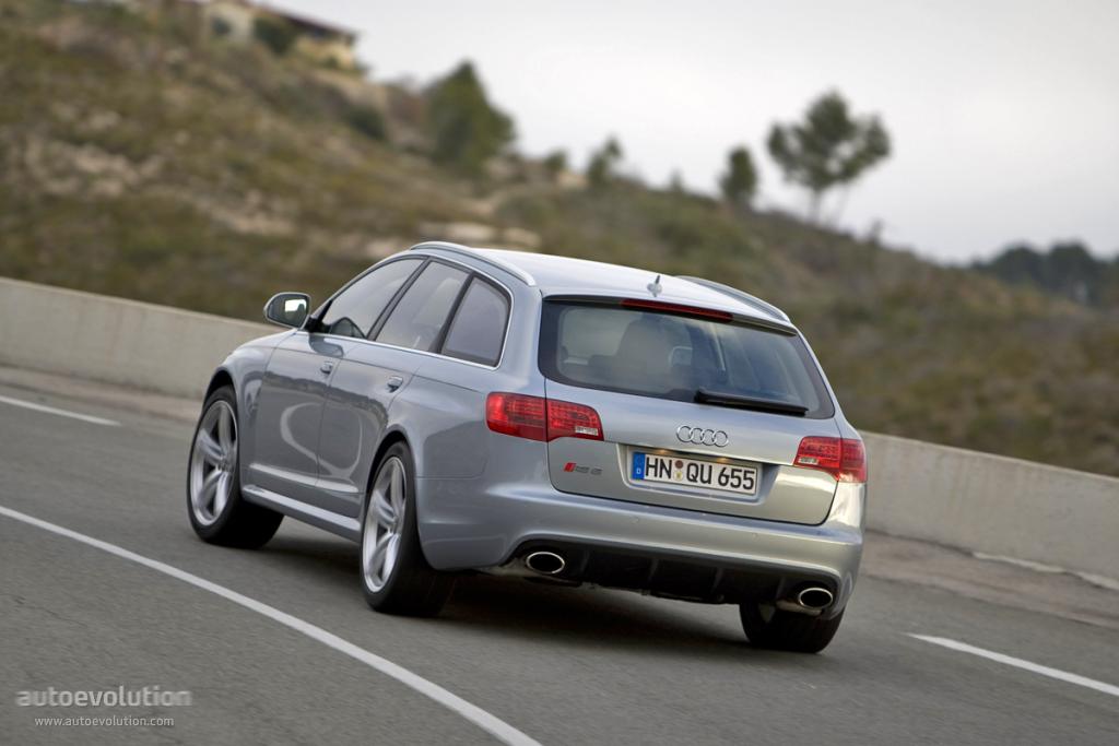 Audi Rs6 Avant Specs 2008 2009 2010 2011 2012 Autoevolution