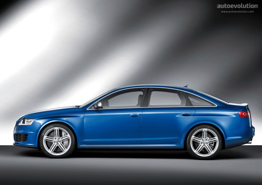 Audi Rs6 Sedan 2008 2009 2010 Autoevolution