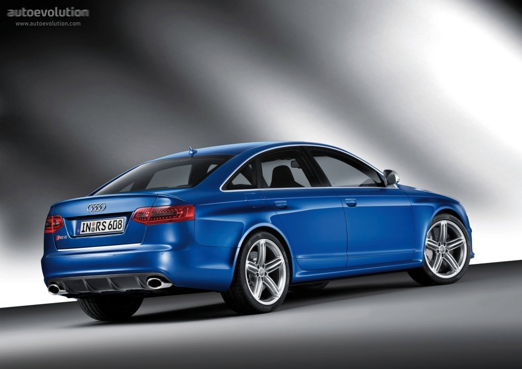 AUDI RS6 Sedan specs & photos - 2008, 2009, 2010 - autoevolution