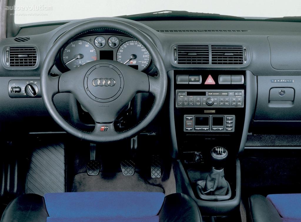 Audi S3 Specs 1999 2000 2001 Autoevolution