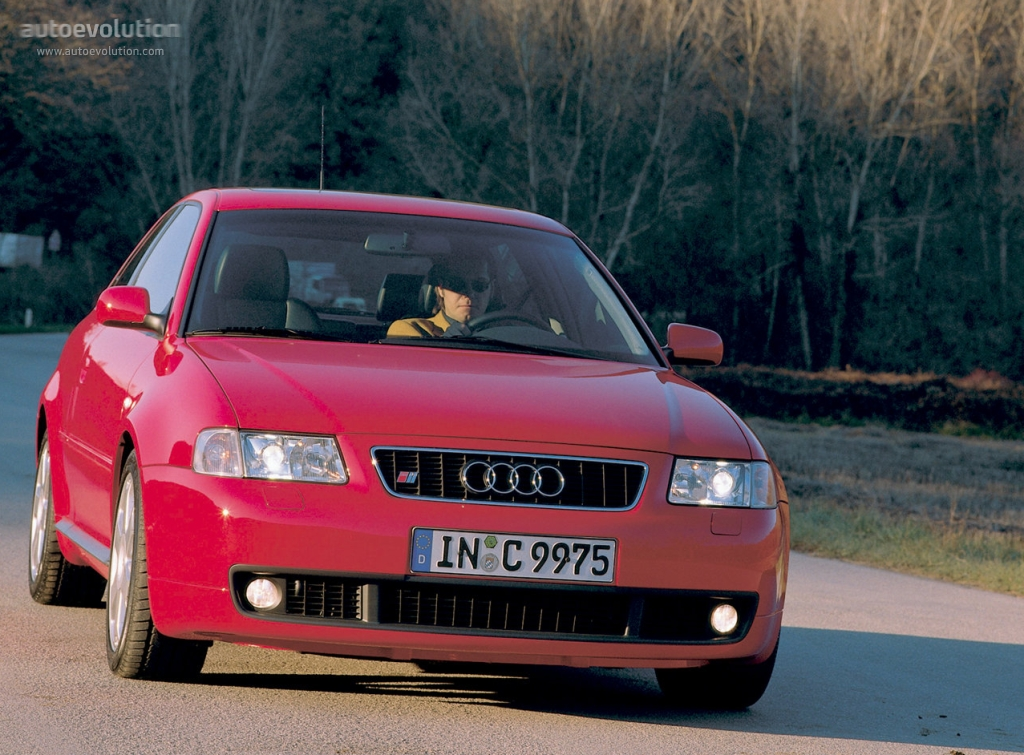 Audi S3 1999 2000 2001 Autoevolution