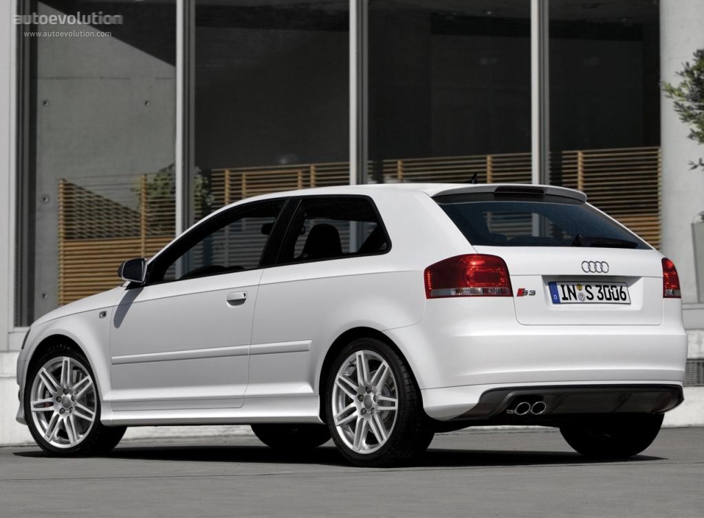 Audi S3 2006 2007 2008 Autoevolution