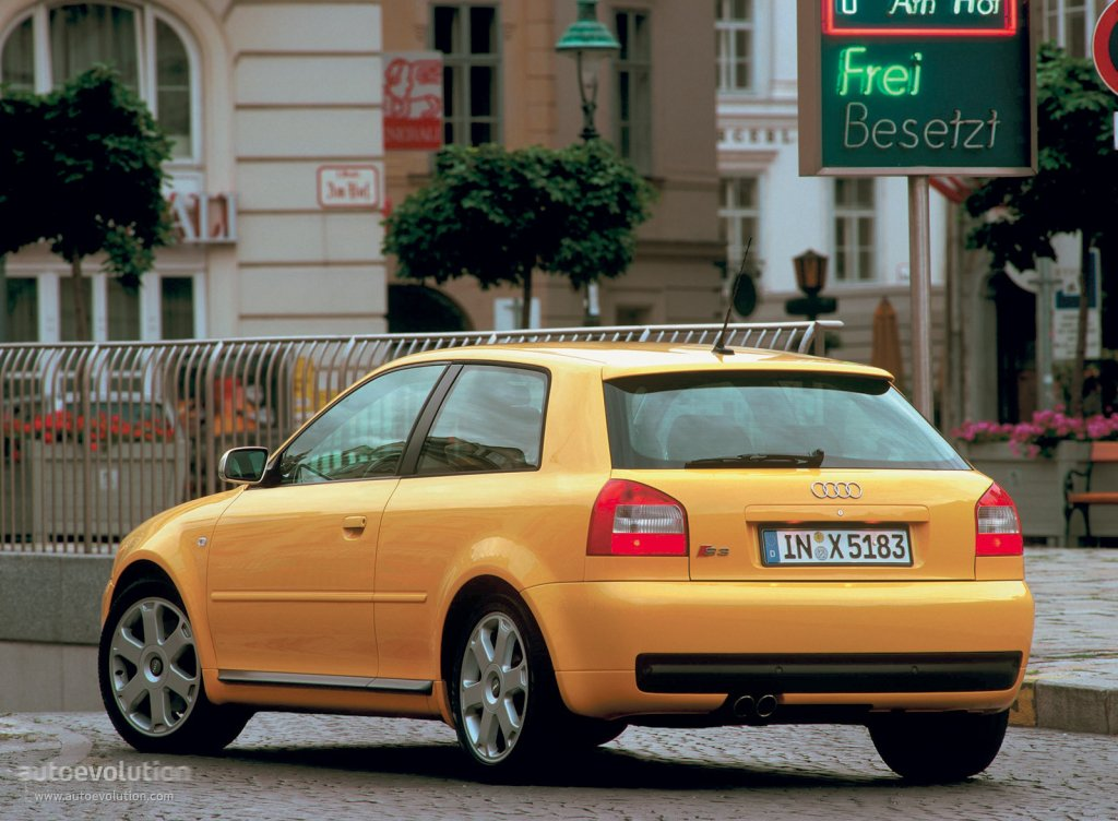 audi s3 specs 2001 2002 2003 autoevolution. Black Bedroom Furniture Sets. Home Design Ideas