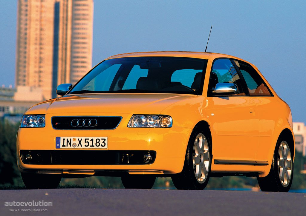 audi s3 specs photos 2001 2002 2003 autoevolution. Black Bedroom Furniture Sets. Home Design Ideas