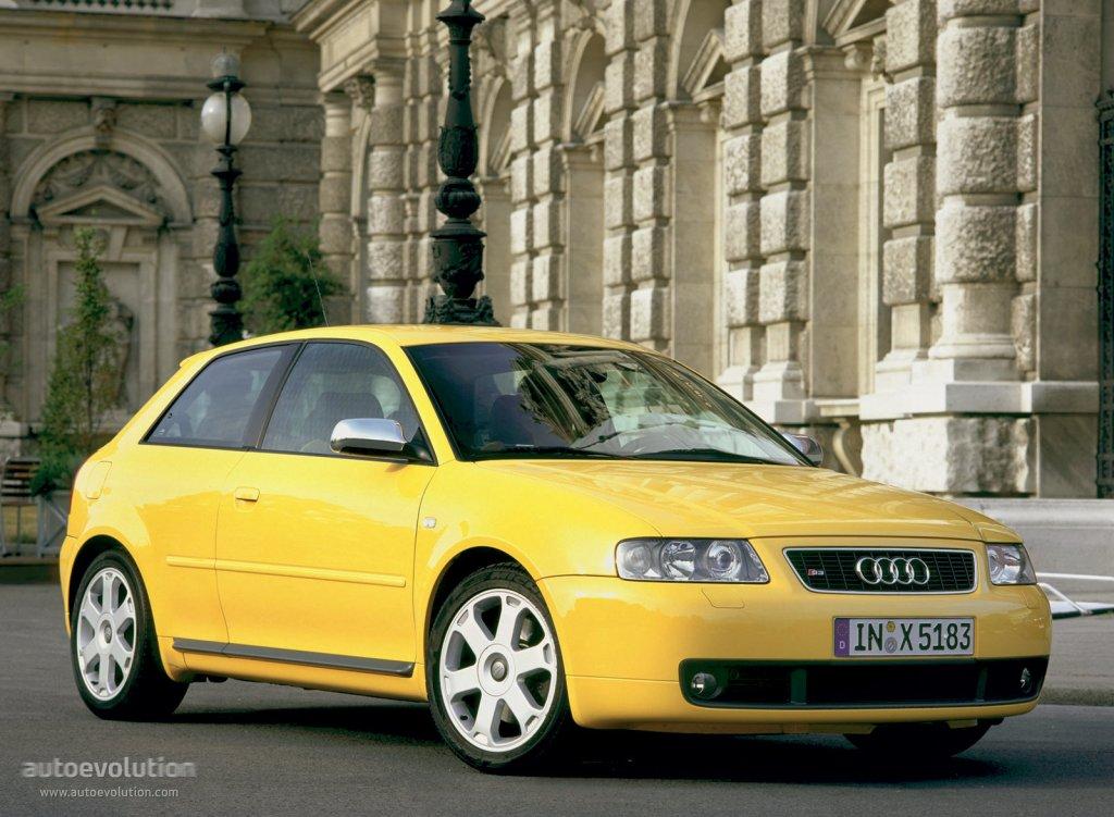 Audi S3 2001 2002 2003 Autoevolution