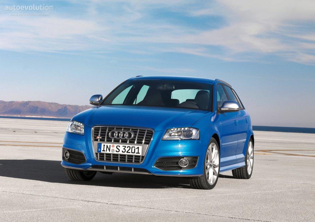 Audi S3 Sportback >> AUDI S3 Sportback specs & photos - 2008, 2009, 2010, 2011, 2012 - autoevolution