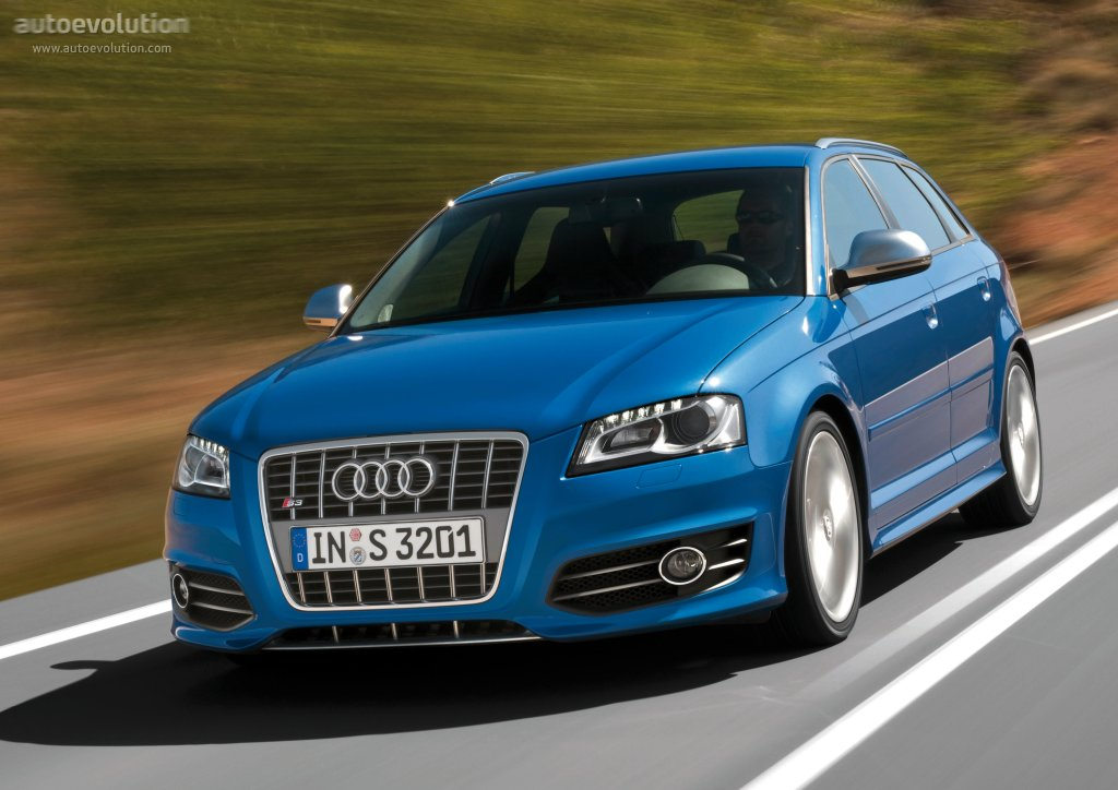 Audi s3 sportback specs photos 2008 2009 2010 2011 for Dimensioni audi a3 sportback 2008